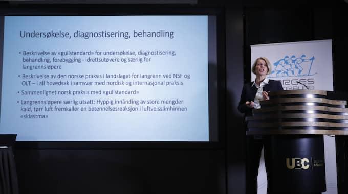 Foto: Bendiksby, Terje / NTB SCANPIX TT NYHETSBYRÅN