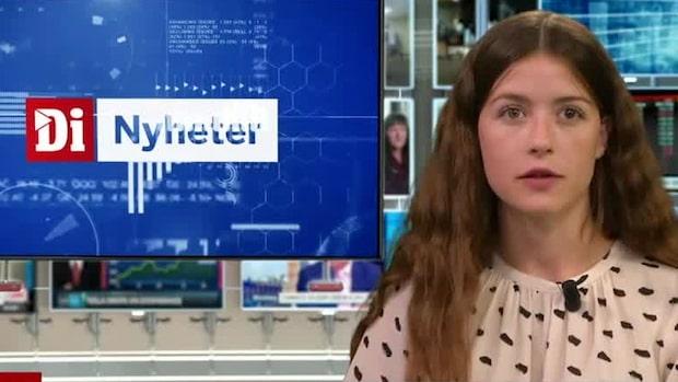 Di Nyheter: Getinge rusar på rapport medan Sandvik backar