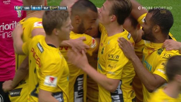 Drömstart för Elfsborg i derbyt