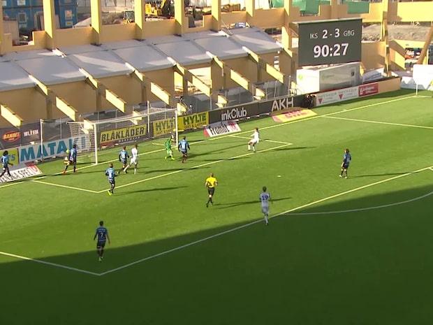 Höjdpunkter: Sirius-IFK Göteborg