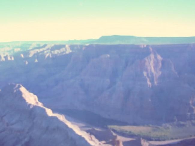 När du åker på en helikoptertur från Las Vegas får du uppleva en fantastisk utsikt.