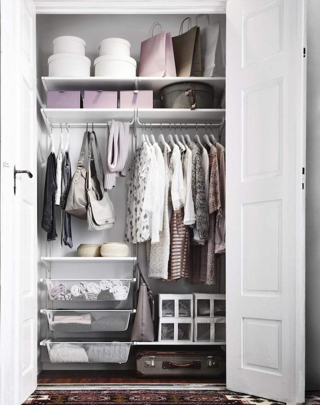Förvaring – 12 smarta tips till ditt sovrum  9404d27dfffc6