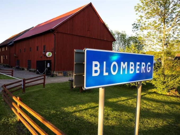 Billy Bertilsson passerade kaféet i Blomberg minuterna innan Lisa Holm senast sågs i livet. Foto: Anders Ylander