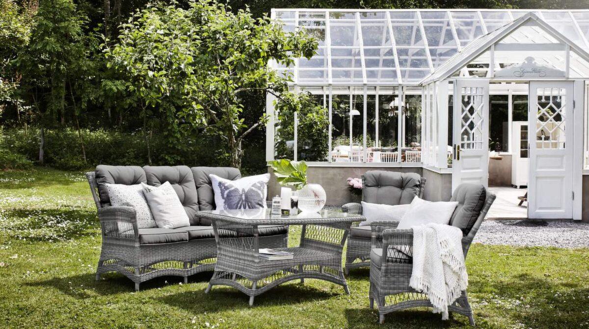 Sommarmöbler – här är 15 fina utemöbler till din trädgÃ¥rd | Leva ...