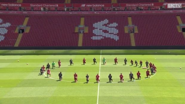 Liverpools mäktiga stöd – alla stjärnor går samman