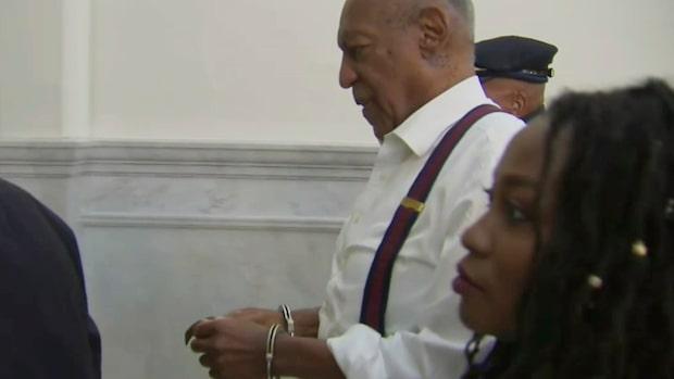 Bill Cosbys straff klart
