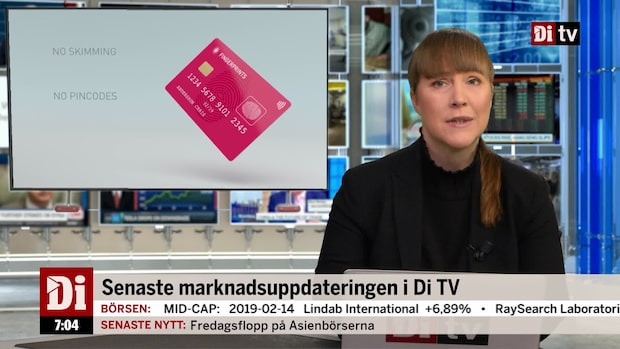 Morgonkoll: Förlust för Fingerprint Cards