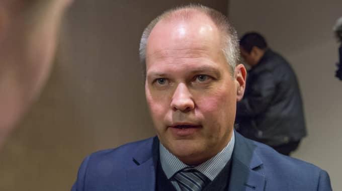 Vad väntar Morgan Johansson (S) och regeringen på? Foto: Pelle T Nilsson / STELLA PICTURES