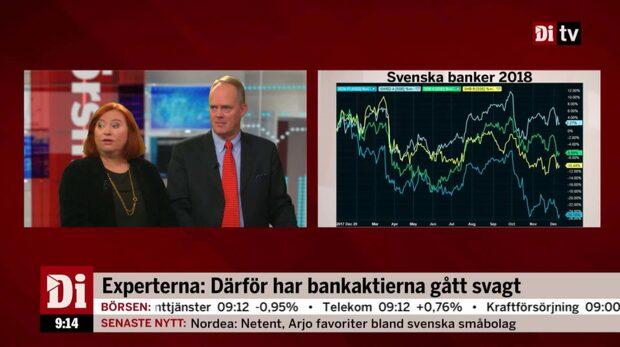 """Philip Wendt om svåra tiden för bankerna: """"Finns inget incitament"""""""