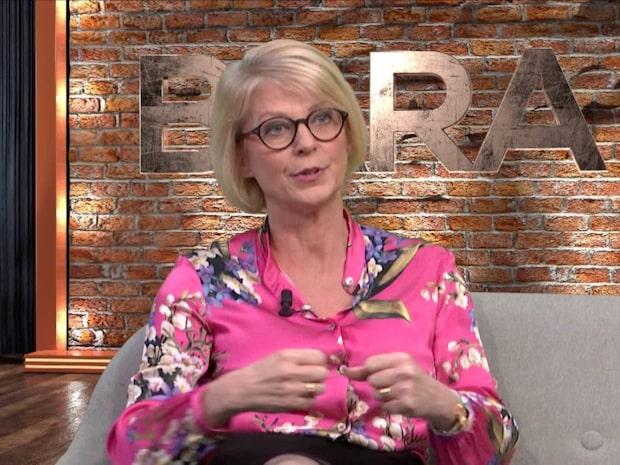 Bara Politik:  Intervju med Elisabeth Svantesson