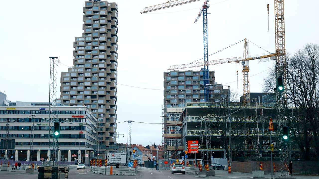 Krisen total – sålde en bostad första kvartalet