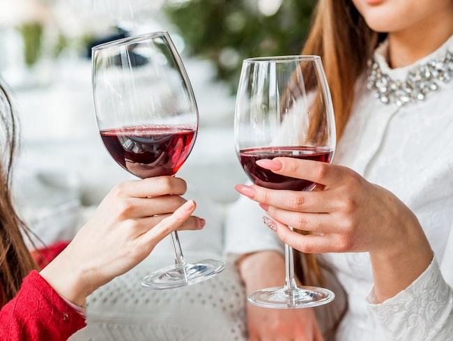 Spring en mil och få ett glas vin, bra deal!