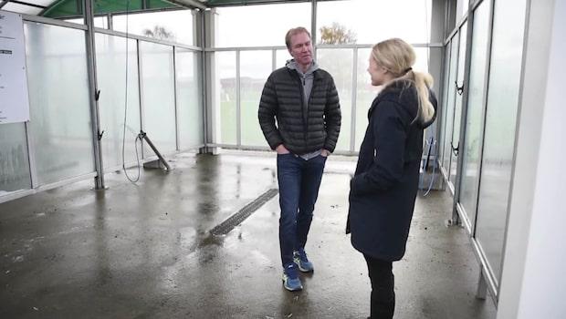"""Kenny Jönsson: """"Trivs bra med att vara ledig"""""""