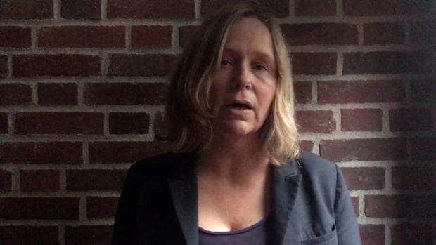 """Maria Rydhagen: """"Någonting som vi aldrig sett förut"""""""