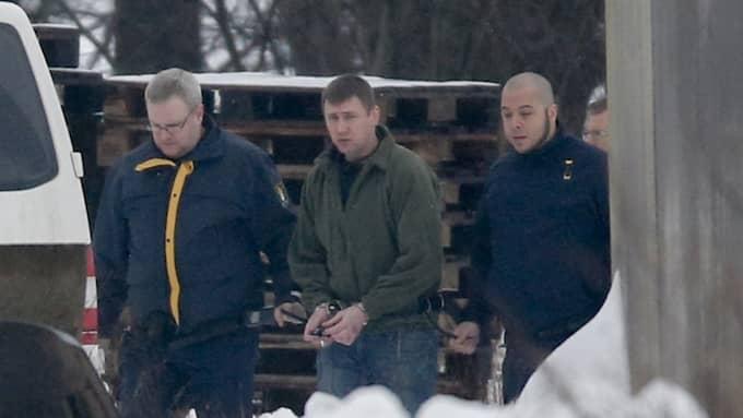 Nerijus Bilevicius dömdes till livstids fängelse i tingsrätten. Nu är Hovrätts-processen igång. Foto: Adam Ihse/Tt