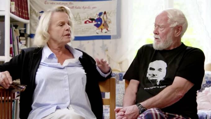 Jan Malmsjö: Marie Göranzon Och Jan Malmsjö Om Svartsjukan