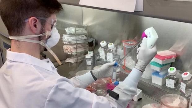 Läkemedel mot covid-19 inleder fas 3-studie