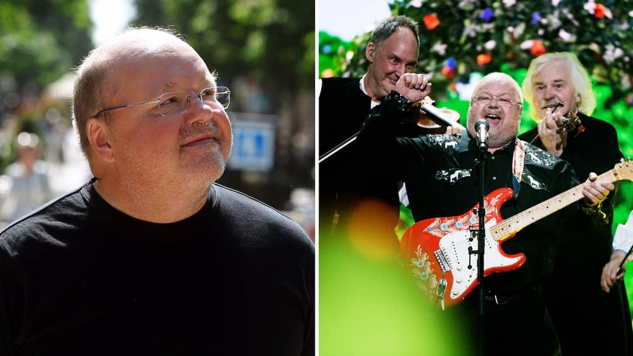 """Kalle Moraeus nya liv i krisen: """"Inte varit lätt"""""""