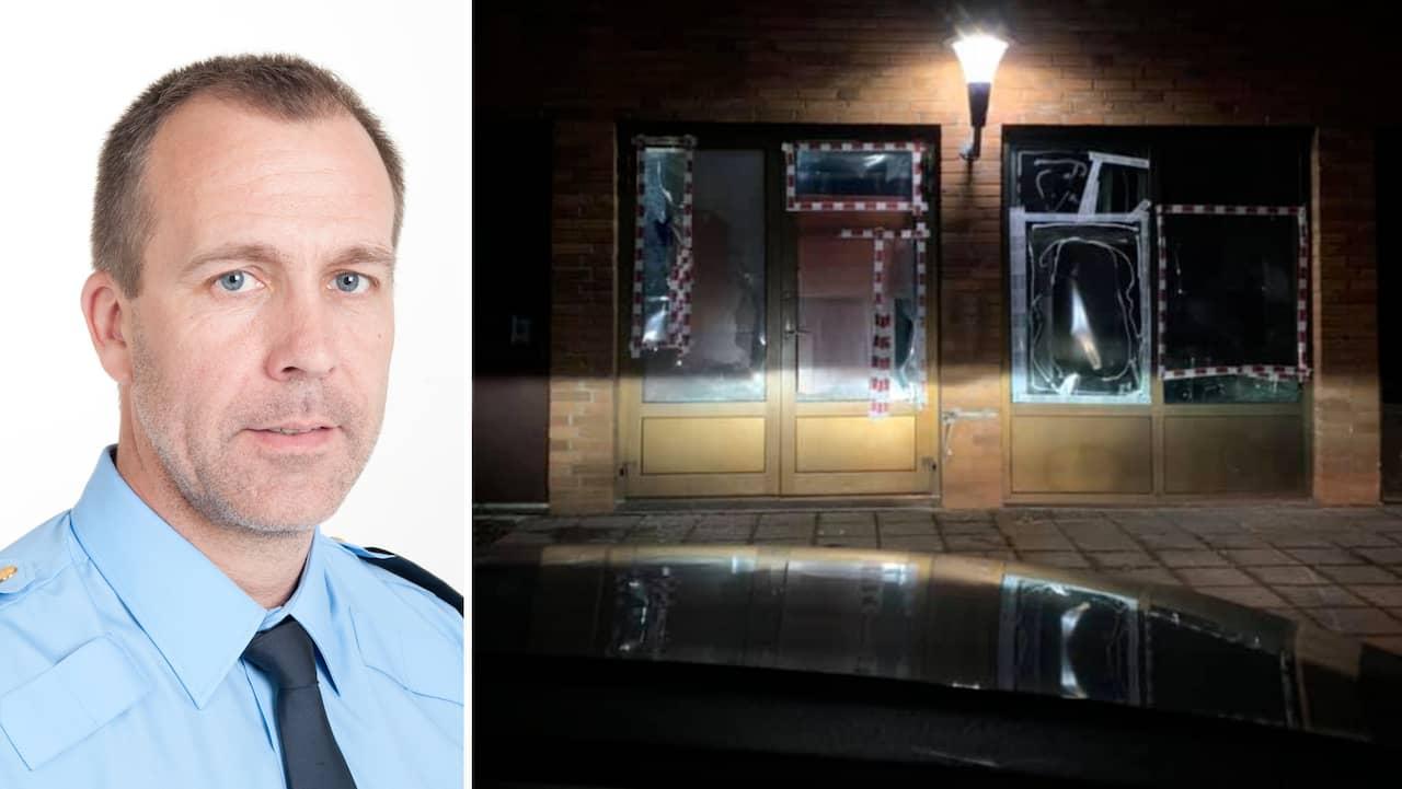 Polisens ilska mot ungdomar i Kungsbacka, Varberg och Falkenberg