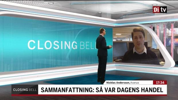 """Andersson: """"Upp som en sol, ner som en pannkaka"""""""