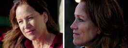 Renée Nyberg i tårar  – plötsligt brister det