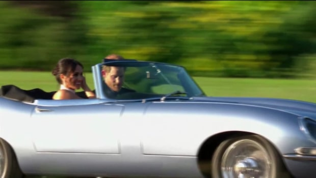 Ändrade planer: Hit kan Meghan och Harry åka på smekmånad