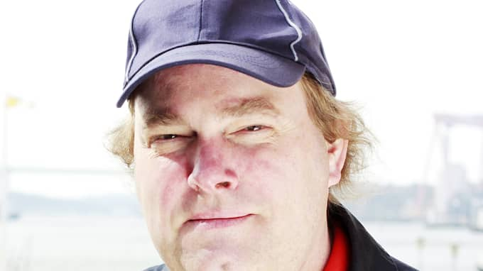 Håkan Andersson (VV), partisekreterare. Foto: PRESSBILD