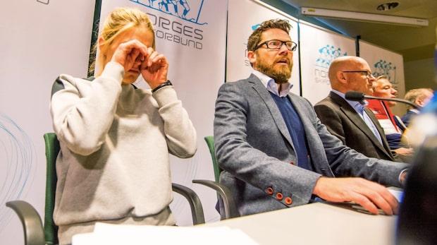 """Norska dopingbråket: """"Omöjligt att försvara sig"""""""