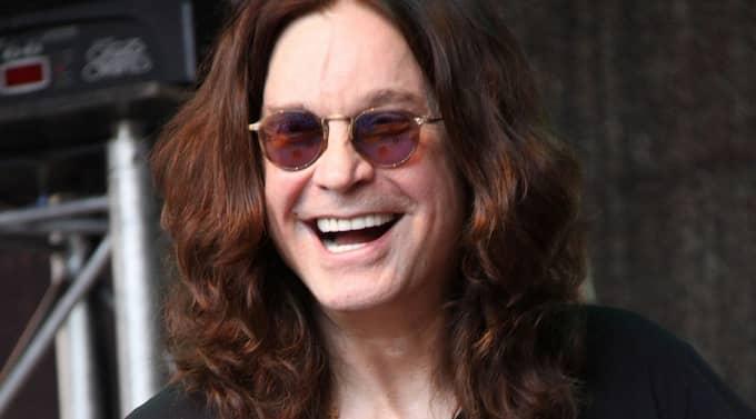 Ozzy Osbourne. Foto: Anita Bugge