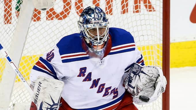 Henrik Lundqvist. Foto: USA TODAY NETWORK / USA TODAY SPORTS/SIPA USA/IBL SIPA USA