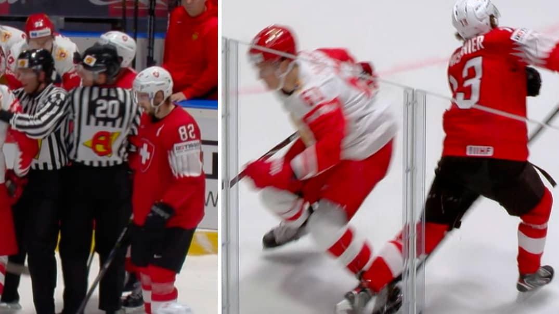 """Hockey-VM: Nikita Zadorov sågas för sin bentackling: """"Jättesmutsigt"""""""