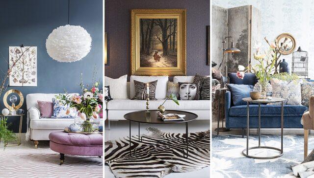 Vardagsrum | Inspiration till möbler och inredning | Expressen ...