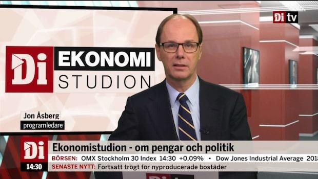 Ekonomistudion – 13 februari 2018