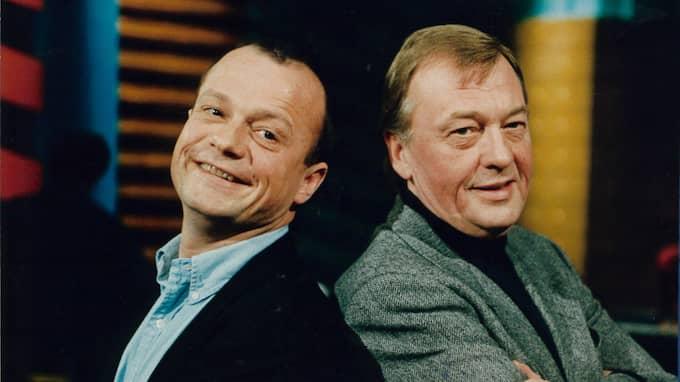 Bo Holmström och Fredrik Belfrage.
