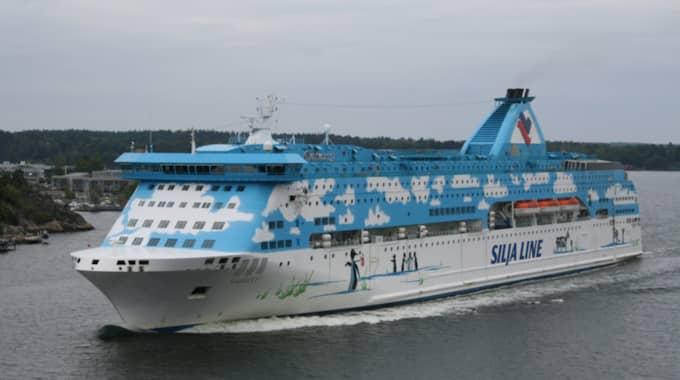"""Silja """"Galaxy""""-kryssningen var speciellt utformad för gymnasieungdomar som tar studenten i sommar. Foto: Tallink Silja"""