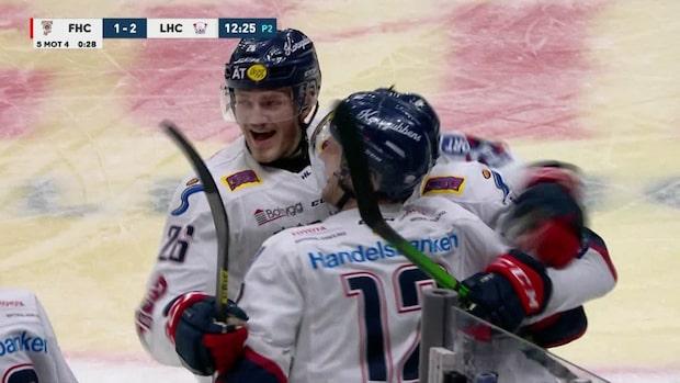 Highlights: Linköping besegrade Frölunda