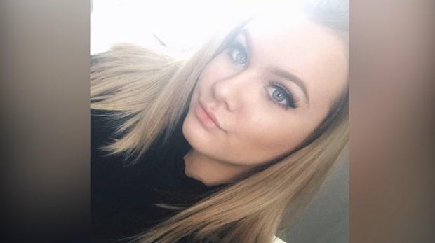 Felicia, 18, hade änglavakt – letar efter okända hjälten