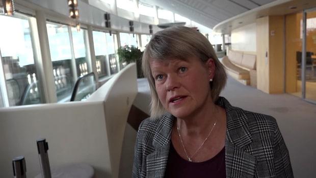 """Ulla Andersson om välfärdssatsningen: """"Hälften av det som behövs"""""""