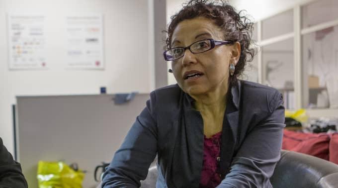 Veronica Morales ansvarade för avtalsförhandlingarna med flyktingjätten Hero samtidigt som hon förhandlade med bolaget om ett nytt toppjobb. Foto: Henrik Jansson / HENRIK JANSSON GT/EXPRESSEN