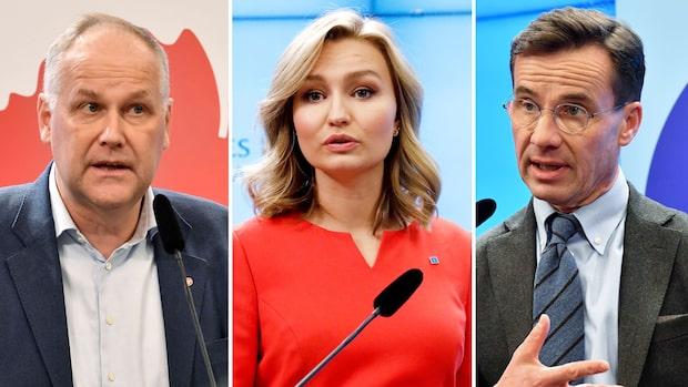 Oppositionen är överens – vill ge 7,5 miljarder till välfärden