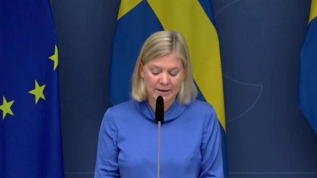 """Magdalena Andersson (S): """"Mer pengar till pensionärerna"""""""