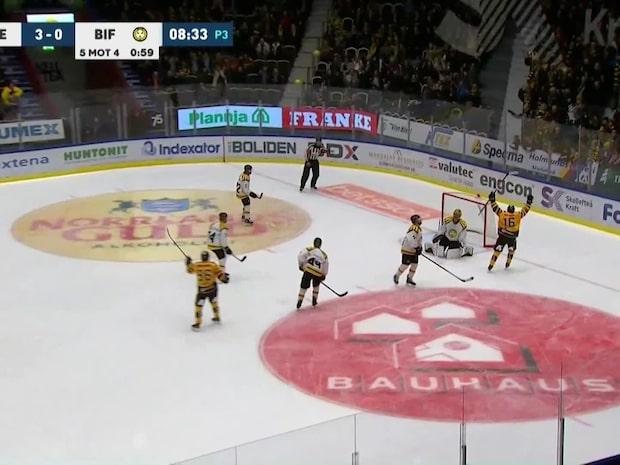 Highlights: Skellefteå-Brynäs