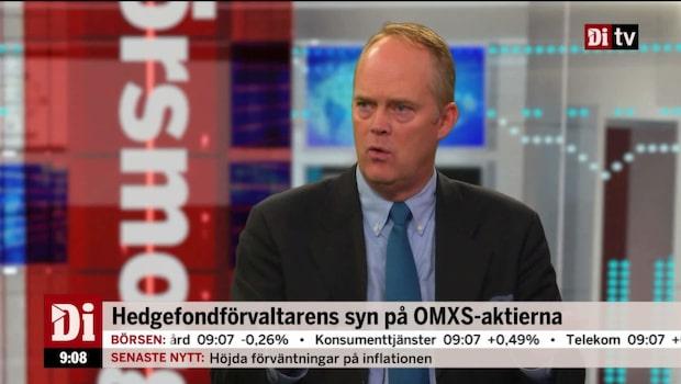 Hedgefondförvaltarens syn på OMXS-aktierna