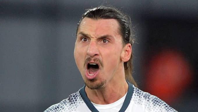 Zlatan vann – friidrottsledaren som påstått att han var dopad fälldes i veckan för grovt förtal. Foto: Imago Sportfotodienst