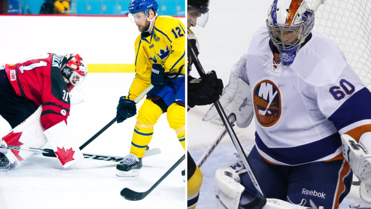 Kanadas OS-målvakt flyttar till svenskt lag