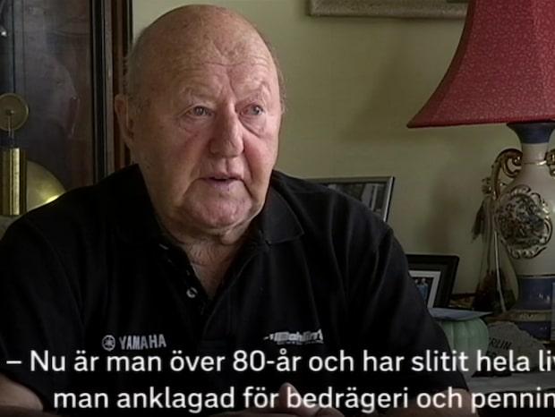 Rolf, 81, hittade 117 000 – pekas ut som kriminell
