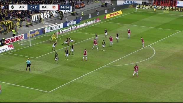 Aliti utökar till 2-0 mot AIK