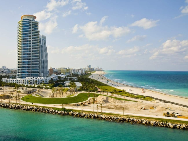 ställen att koppla in i Miami