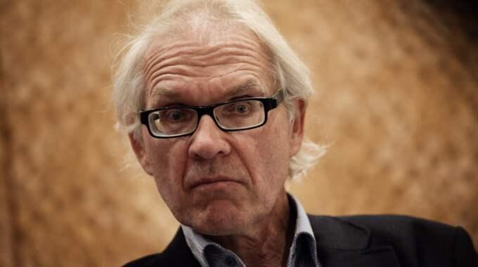 Lars Vilks. Foto: Axel Öberg