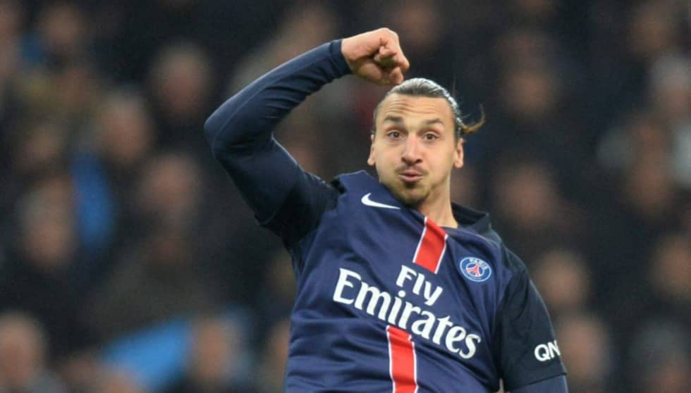 Zlatan Ibrahimovic – blir nästa flytt Kina? Foto: Imago Sportfotodienst